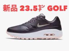 "Thumbnail of ""新品NIKE 23.5cm レディース ゴルフ AIRMAX1Gエアマックス1G"""