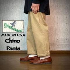 "Thumbnail of ""激レア vintage 80s ~ チノパンツ ロケットTALON zip"""
