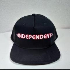 "Thumbnail of ""INDEPENDENT インディペンデント/スナップバックキャップ/Bar/黒"""