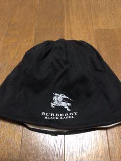 """Thumbnail of """"BURBERRY ブラックレーベル ニット帽"""""""