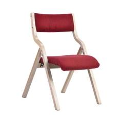 """Thumbnail of """"木製 椅子 完成品 イス ダイニングチェア 折りたたみチェア リビング"""""""