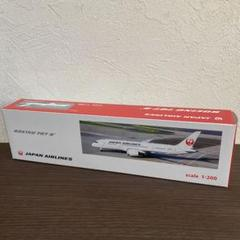 "Thumbnail of ""JALUX 日本航空 1/200 BOEING 787-8 半完成品"""
