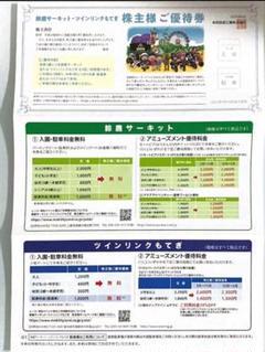 "Thumbnail of ""本田技研 鈴鹿サーキット ツインリンクもてぎ 株主優待券"""