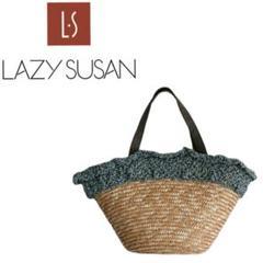 """Thumbnail of """"LAZY SUSAN かごバッグ トートバッグ"""""""