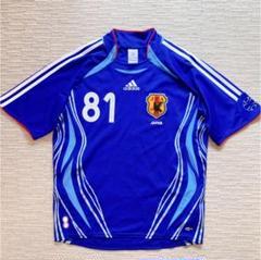 """Thumbnail of """"【日本代表 ユニフォーム 】2006年ドイツW杯   <激レア> 野沢拓也"""""""