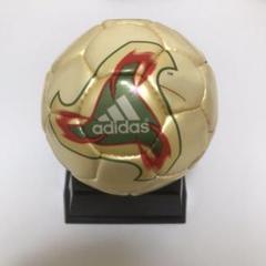 "Thumbnail of ""サッカーボール 日韓 ワールドカップ 2002 アディダス 【匿名配送、新品】"""