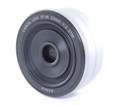 "Thumbnail of ""Canon EF-M 22mm STM シルバー❤単焦点レンズで鮮やかな背景ボケ"""