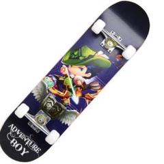 "Thumbnail of ""スケートボード31x8インチのスタンダードスケートボーボードスーツガール初心者"""