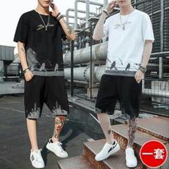 """Thumbnail of """"半袖Tシャツメンズ夏の潮カードトレンドコットンカジュアルスポーツスー51"""""""
