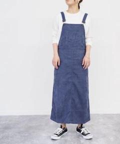 "Thumbnail of ""◇人気商品◇Bonjour Sagan ジャンパースカート ブルー系"""