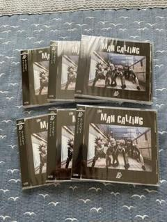 ASP the MAN CALLiNG CD6枚セット