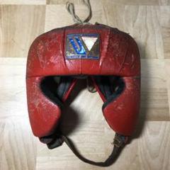 "Thumbnail of ""ウイニングのボクシングヘッドギア。レッド"""