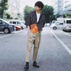 "Thumbnail of ""Dickies × LIDNM テーパードステッチパンツ M (BEIGE)"""