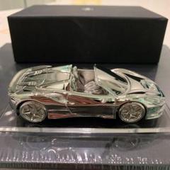 "Thumbnail of ""フェラーリF8スパイダー ダイキャストカーとキーケースのセット"""