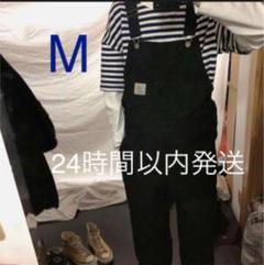 "Thumbnail of ""カーハート オーバーオール ブラック carhartt M 92"""