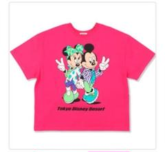 "Thumbnail of ""ディズニーリゾート ニコロン コラボ Tシャツ"""