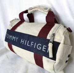 "Thumbnail of ""トミーヒルフィガー TOMMY HILFIGER ドラムバッグ ミニ キャンバス"""