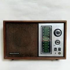 "Thumbnail of ""National Panasonic RE-675 昭和レトロ FMAM ラジオ"""