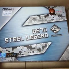 "Thumbnail of ""ASRock H570 Steel Legend intelマザーボード"""