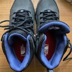"""Thumbnail of """"ノースフェイス 黒 スノウブーツ 靴 23センチ  一回着用のみ"""""""