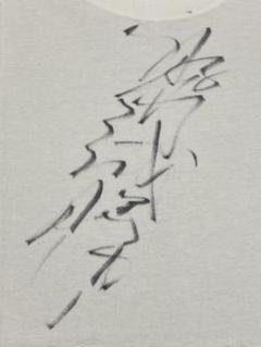 "Thumbnail of ""船木誠勝 サイン入り Tシャツ"""