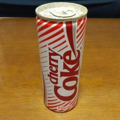 "Thumbnail of ""1986年 チェリーコーク cherrycoke 250ml缶"""