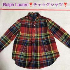 "Thumbnail of ""Ralph Lauren❣️チェックシャツ 90.95でも❣️"""