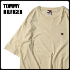 "Thumbnail of ""A1843 90s トミーヒルフィガー ワンポイント ビッグ Tシャツ イエロー"""