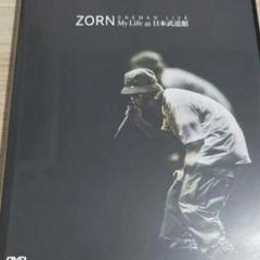 "Thumbnail of ""DVD 新小岩 ZORN/My Life at 日本武道館"""