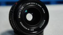 "Thumbnail of ""描写に定評 ミノルタ 広角 MD 35mm/F2.8 ソニー MINOLTA"""