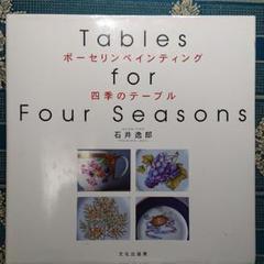 """Thumbnail of """"ポーセリンペインティング : 四季のテーブル"""""""