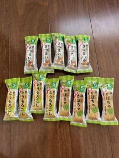 "Thumbnail of ""和光堂 ベビーフード 5ヶ月 裏ごし野菜 離乳食"""