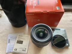 "Thumbnail of ""SONY 16-35mm F4 カールツァイス"""