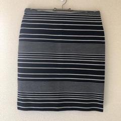 ユナイテッドアローズ ボーダータイトスカート