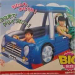 "Thumbnail of ""家庭用 ビニール プール ドライビングプール 車型"""