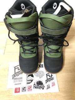 "Thumbnail of ""DEELUXE ARETH RIN TF 26.5cm 美品 ブーツ"""