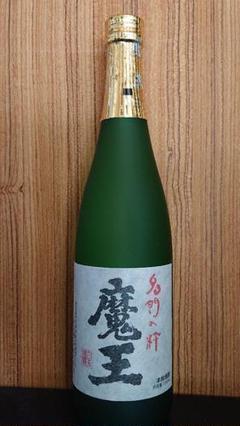 "Thumbnail of ""名門の粋 魔王(芋焼酎) 720ml"""