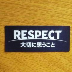 """Thumbnail of """"サッカー 審判 リスペクトワッペン"""""""