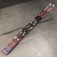 """Thumbnail of """"サロモン MLX モノコック スキーボード スキー板 185cm フランス製"""""""