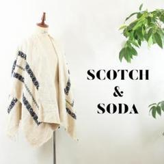 """Thumbnail of """"KE005 SCOTCH&SODA ポンチョ アイボリー OS"""""""