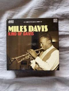 "Thumbnail of ""マイルスデイビス 10CD BOX KING OF DAVIS"""
