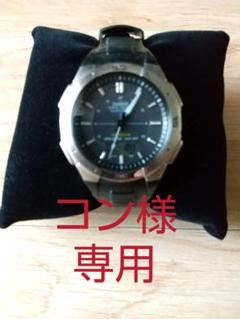 "Thumbnail of ""コン様専用◆カシオ・ソーラー電波時計【WVA-470J-1AJF】"""
