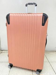 "Thumbnail of ""大型軽量スーツケース8輪キャスター TSAロック付き Lサイズ ピンク"""