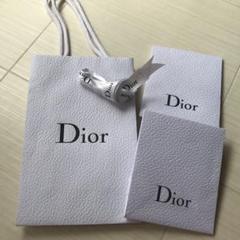 """Thumbnail of """"Dior ディオール ショップ袋 リボン ラッピング ギフト プレゼント"""""""