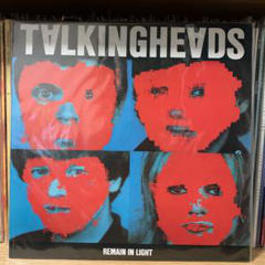 """Thumbnail of """"【LP】Remain In Light / TALKING HEADS"""""""