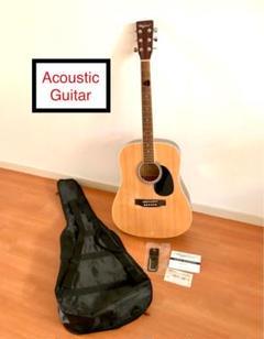 "Thumbnail of ""直接手渡し!アコースティックギター×3wayソフトケース×付属品セット"""