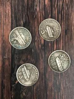 """Thumbnail of """"ドイツ 戦車4枚 メダル WW2 銀貨 コイン"""""""