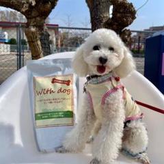"Thumbnail of ""With dog 愛犬の腸活ごはん ドッグフード スタンダード  1.5kg"""