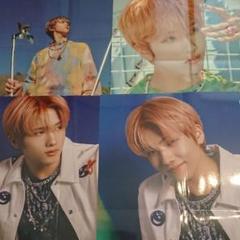 "Thumbnail of ""チソン ポスターセット NCT DREAM Hello Future"""