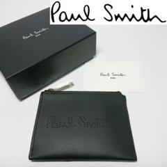 """Thumbnail of """"【新品未使用】ポールスミス カードケース&コインケース081 ブラック"""""""